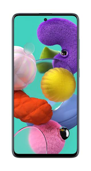 Samsung Galaxy A51 diamantno modra