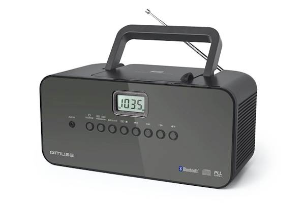 MUSE PRENOSNI RADIO M-22 BT